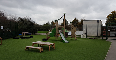 Castle Green Childcare Nurseries at Harmony House