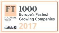 FT 1000 Europes Fastest Growing Companies - Harmony House, Dagenham CIC